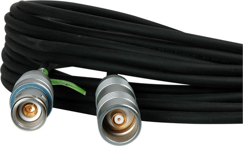 Belden 1857A Triax Cable with Belden and Lemo 4A M-F Connectors 100FT