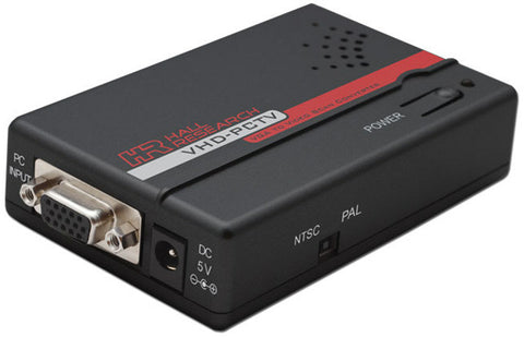 A high quality Image of Hall Research VHD-PCTV VGA to Video Scan Converter