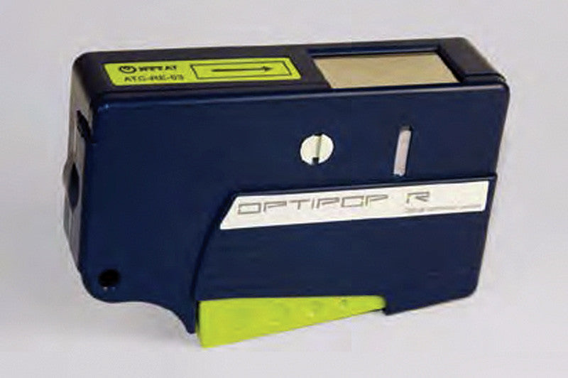 IBC OptiPop R Cassette Cleaner with Dual Slots for Duplex LC & MU Connectors