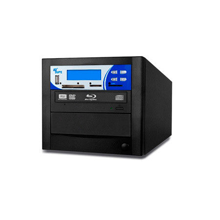 ILY BRPIOB11 12xBlu-ray 11 Copy DVD/CD Duplicator with 500GB Hard Drive