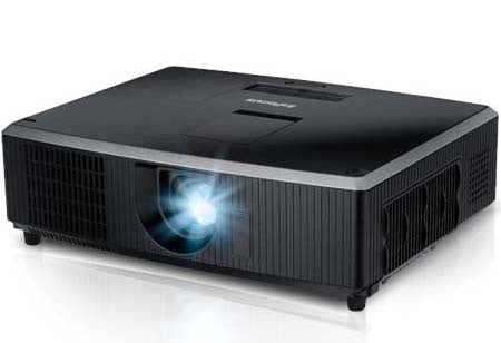 InFocus IN5124 LCD Projector