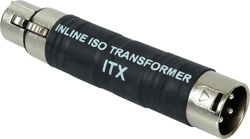 ProCo Sound MAX10 Audio In-Line Attenuator -10dB