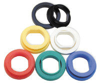 Canare IU-7/16 Insulated Isolation Bushing (Multiple Colors)