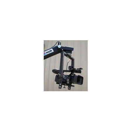 JonyJib MotorHead 10 Pan & Tilt Motorized Unit with 20 ft Cable (Up to 10lb Cam)
