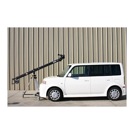 JonyJib JonyJib2 9 FT Camera Jib Arm with Rear Control Center/100mm Mounting Hub