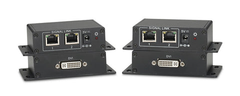 KanexPro DVIEXT1 DVI Extender Kit over Dual CAT 5e/6 - 50m 1080p