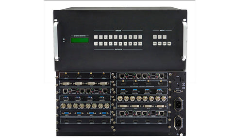 A high quality Image of KanexPro HDMMX3232A High Peformance 32x32 Modular Matrix Switcher