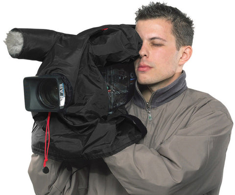 A high quality Image of Kata PL-VA-801-10 RC-10 PL Rain Cover for Medium Shoulder Mount Camcorders