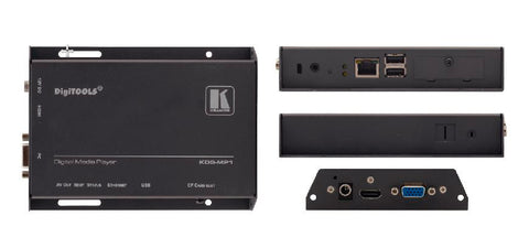 A high quality Image of Kramer KDS-MP1 3G HD & HDMI Video Over IP Digital Media Player