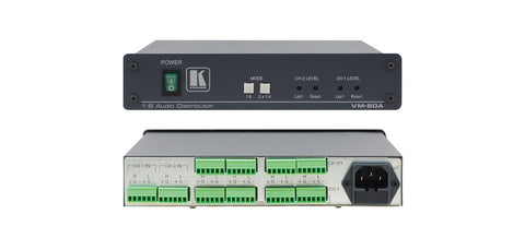 Kramer VM-80A 1:8 Audio Distribution Amplifier