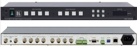 Kramer VS-44HD 4x4 HD-SDI Matrix Switcher
