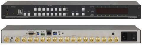 Kramer VS-88HD(N) 8x8 HD-SDI Matrix Switcher