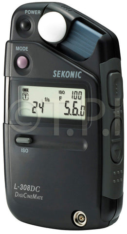 Sekonic L-308DC DigiCineMate Compact Light Meter for DSLR