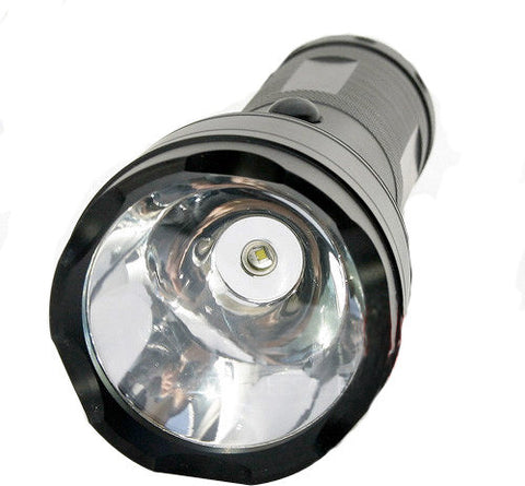 A high quality Image of 3 Watt CREE LED AA Flashlight 180 Lumen Torch for the Set or Location