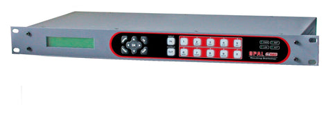 A high quality Image of Link Electronics OPHD1616E 16X16 HD SDI Router with EQ
