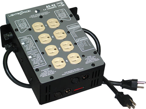 Lightronics AS-42D Portable Dimming System