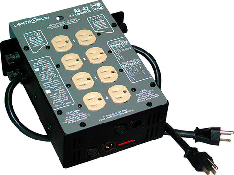A high quality Image of Lightronics AS42L Portable Dimmer