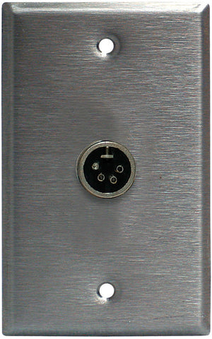 A high quality Image of Lightronics CP401 Unity Architectural Wall Plate