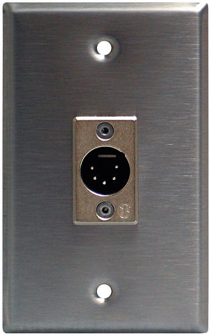 A high quality Image of Lightronics CP501 Unity Architectural Wall Plate
