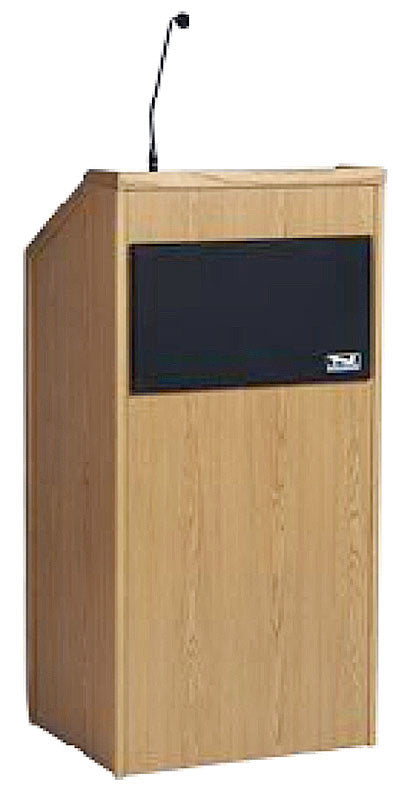 Anchor LP-7500 Seville Lectern w/Sound System