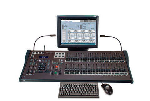 Leprecon LPC-96V 96 Channel Console w/ 19 Inch Touch Screen