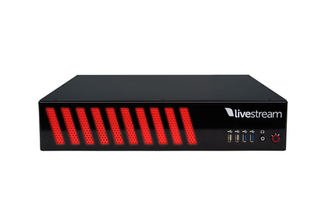 A high quality Image of Livestream Studio HD51-4K All-in-one Live Production 5 input Switcher with 4K