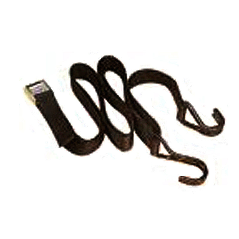 Luxor 8 Foot Long x 1 Inch Wide Safety Belt with J Hooks