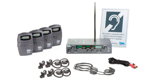 Listen LS-50-072 Ultimate Level I Stationary RF System (72 MHz)