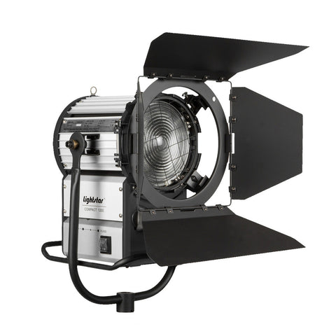 Lightstar LS-1200TE 1200 Watt HMI Fresnel Kit
