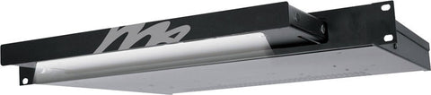 A high quality Image of Dimmable Rackmount Light Black Brushed Anodized With Dimmable Logo