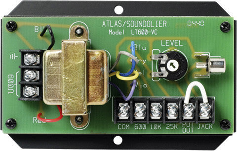 Atlas Sound 600 Ohm Isolation Transformer