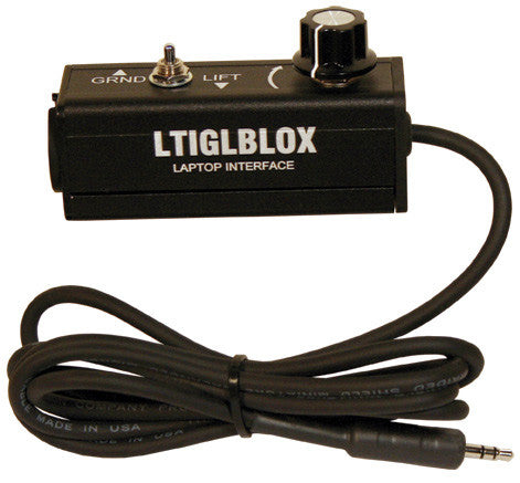 RapcoHorizon LTIGLBLOX Laptop Interface with Ground Lift