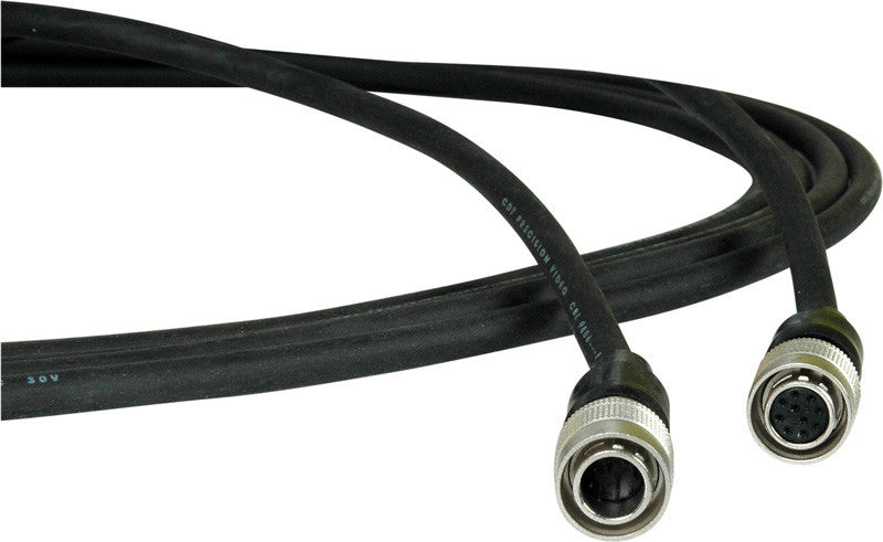 TecNec Sony CCA-7 10-Pin Male to Female Miniature Camera to CCU Cable 33FT