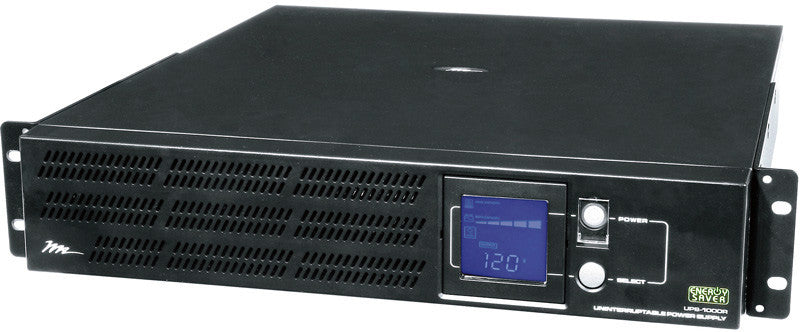 Middle Atlantic Products UPS-2200R-8 Uninterruptible Power Supply 2200VA/1650W UPS Ind.Out