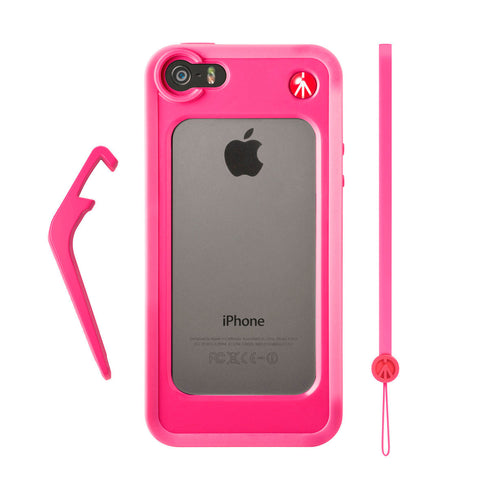 Manfrotto MCKLYP+5S-P Bumper for iPhone 5/5s - Pink