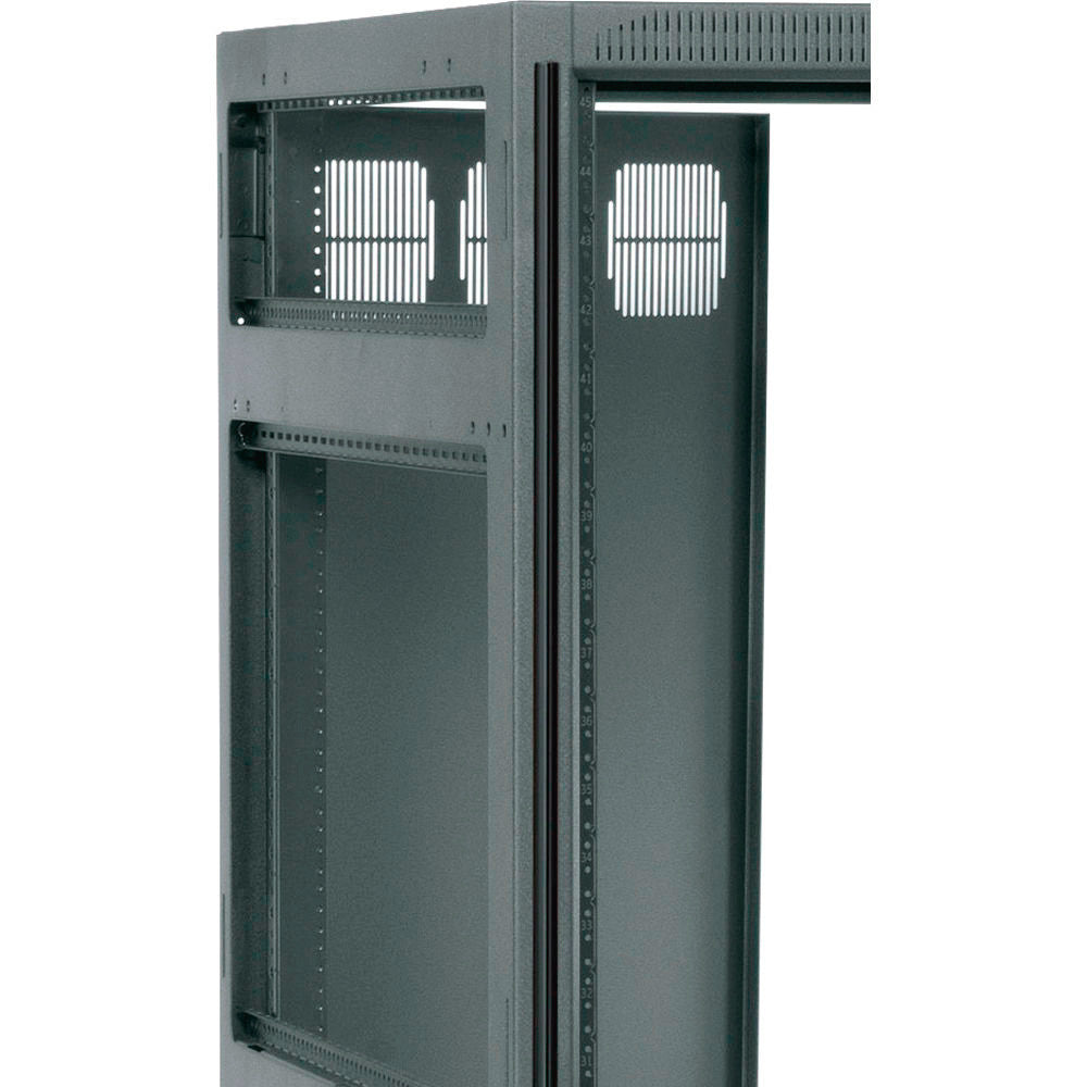 Middle Atlantic BGR-TRIM45B Vertical Black Trim for BGR - 45 Space