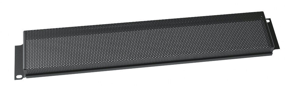 Middle Atlantic S3 Regular Perforated Security Cover - 3 Space