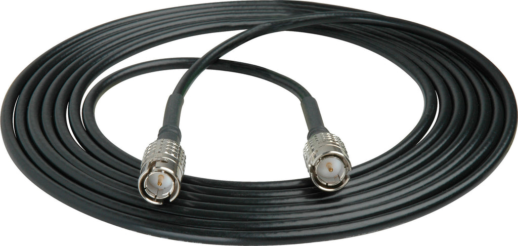 Canare Slim BNC with Belden 1505A SDI-HDTV RG59 BNC Cable 25FT