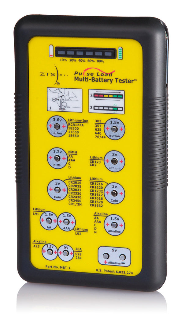 ZTS MBT-1 Multi-Battery Tester