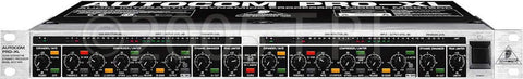 A high quality Image of Behringer Autocom Pro-XL MDX1600 Expander/Gate/Compressor/