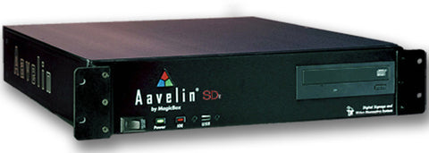 A high quality Image of Magicbox Aavelin AV100 Digital Signage System