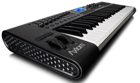 M-Audio Axiom 49 2nd Gen 49-key USB Mobile MIDI Controller Keyboard