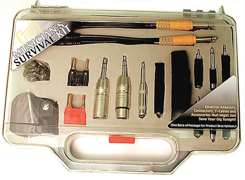 Hosa MSK-411 Musicians Survival Kit