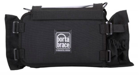 Includes AH-2H Harness Multiple Setups Black PortaBrace AO-1.5XBH Audio Organizer Medium no Strap