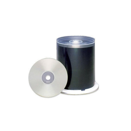 Maxell 648710 48x 700Mb / 80 Minute Silver CD-R Media Bulk Spindle 100 Pack