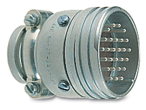 Canare NK27 Pin Circular Male Cable Mount Connector