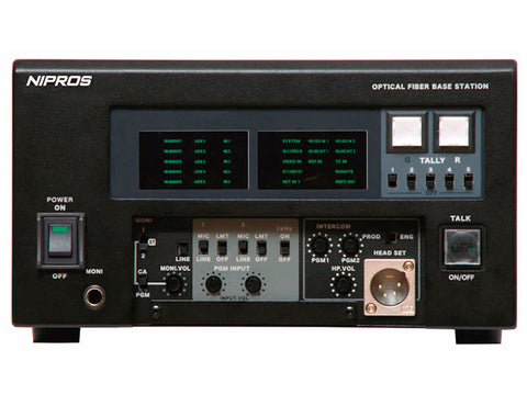 NiPros LS-850 4K-X Optical Fiber Base Station