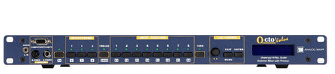 Analog Way OXE831 Octo Value HD Seamless Switcher
