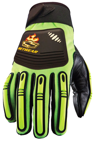 SetWear OIL-06-011 Oil Rigger Glove - Size XL