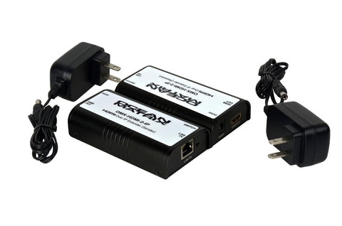 Ocean Matrix OMX-HDMI-2-IP HDMI Over IP Extender / HDMI to CAT5/CAT6 Converter